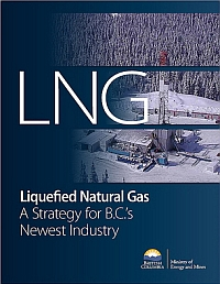 BC LNG Strategy 2012